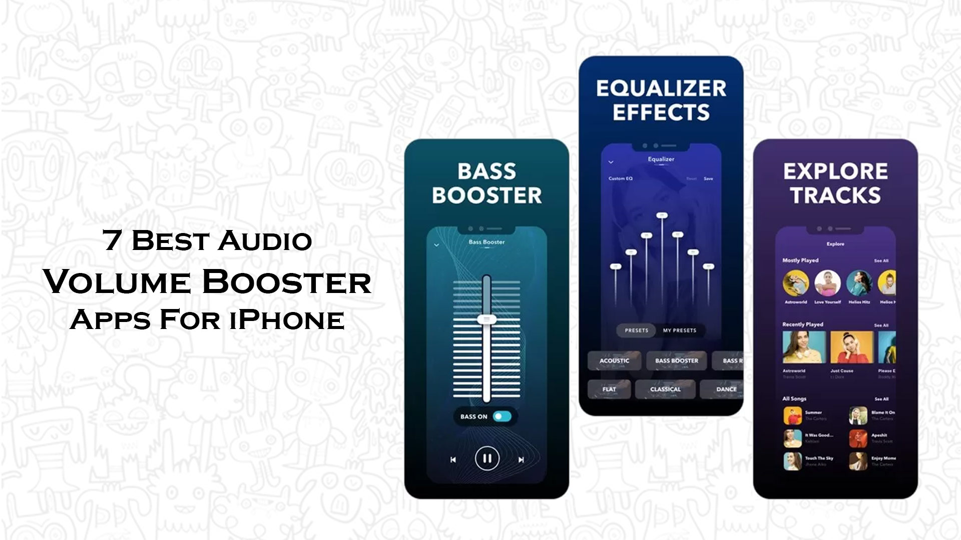 7 Best Audio Volume Booster Apps For iPhone
