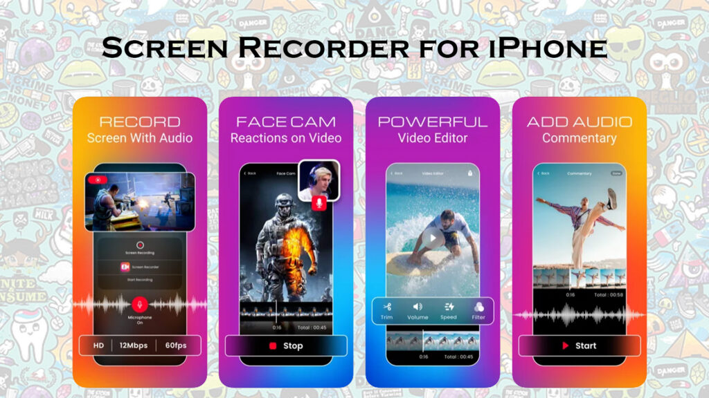 the 12 Best iOS Screen Recorder Apps to Record your iPhone and iPad