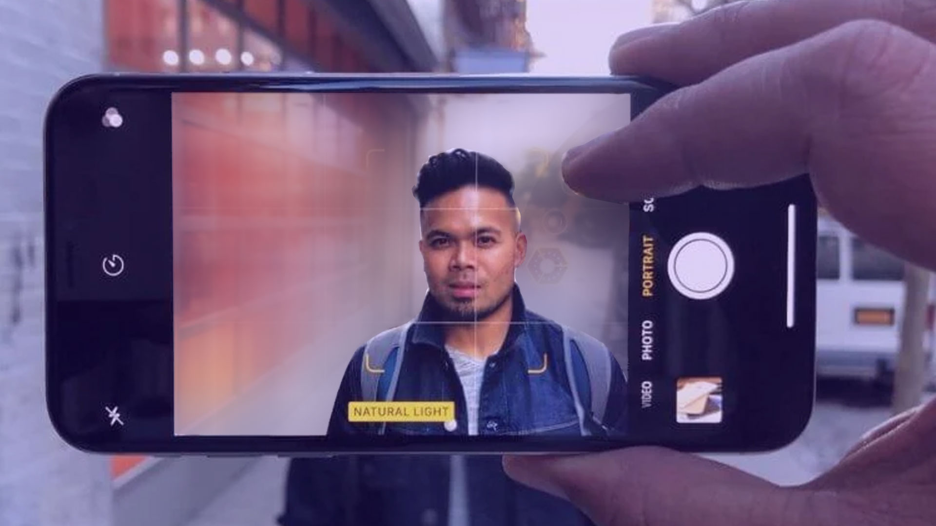 Blur Background Video Apps for iPhone